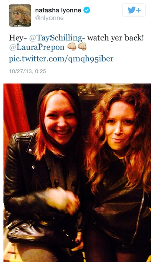 Natasha Lyonne's Tweet