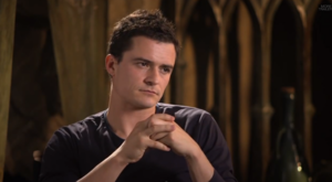Interview of Orlando Bloom About The Hobbit: The Desolation of Smaug