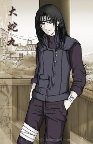 Younger Orochimaru