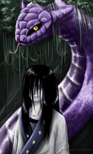 Younger Orochi