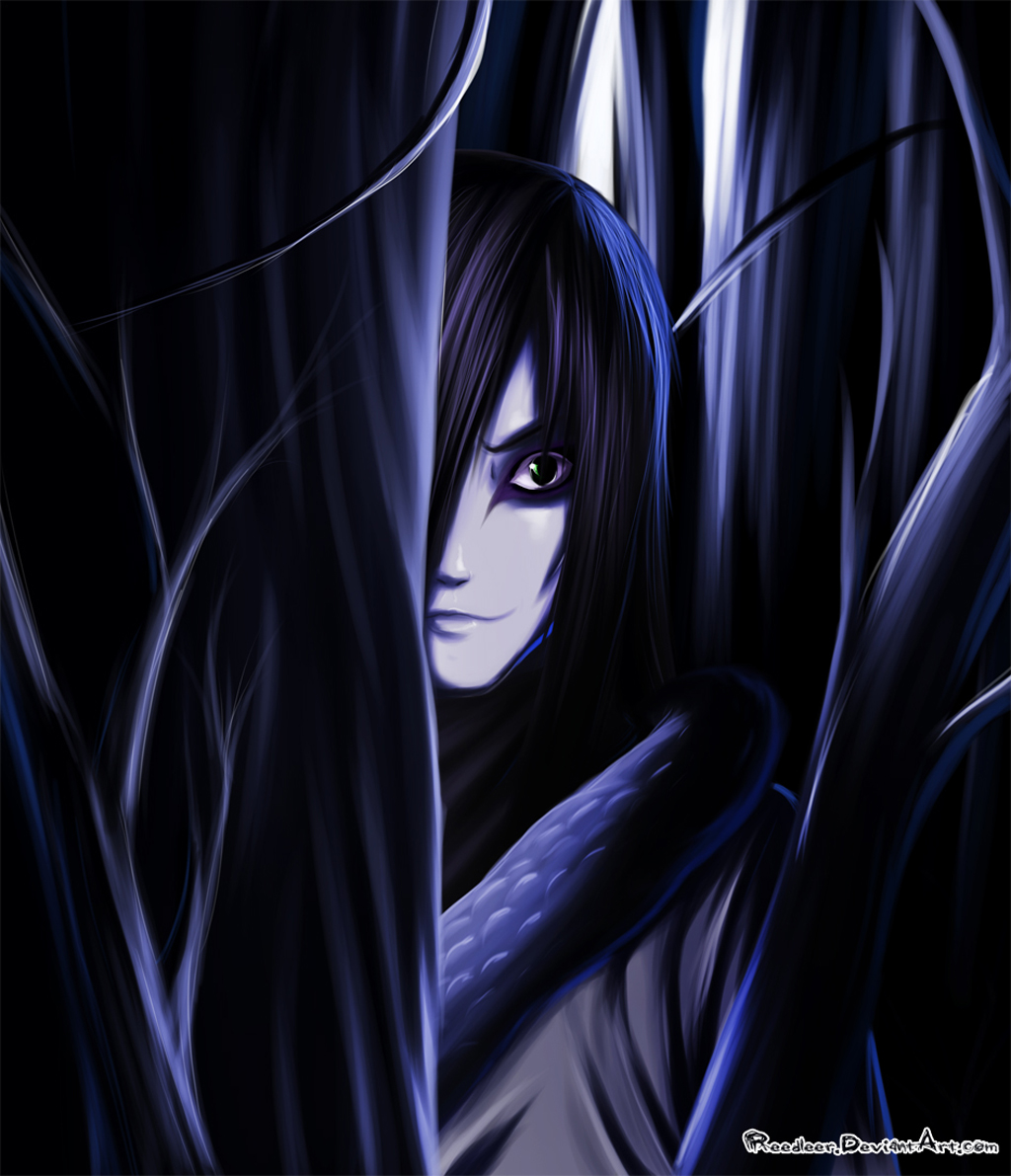 Orochimaru images Oroc... Orochimaru Wallpaper Desktop