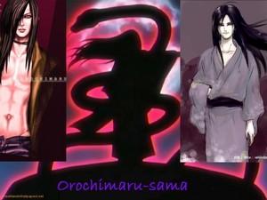Orochimaru Fanart