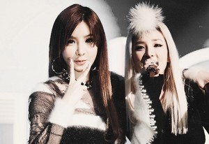 Park Sisters