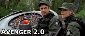 """Patrick McKenna in """"Stargate SG1"""""""