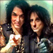 Paul Stanley and Alice Cooper - paul-stanley icon