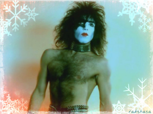 Paul Stanley wallpaper probably with skin and a portrait entitled Paul Stanley