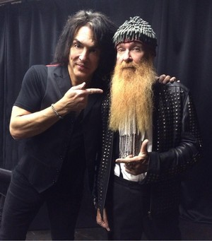 Paul and Billy Gibbons