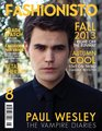 Paul Wesley in Fashionisto