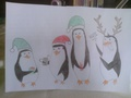 Merry Christmas Fanguins! - penguins-of-madagascar photo