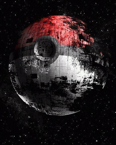 pok mon images pokeball death star wallpaper and