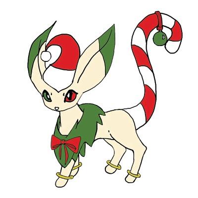 Christmas Eevee.Christmas Eevee Pokemon Fan Art 36286638 Fanpop