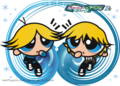 rave and boomer - powerpuff-girls-and-rowdyruff-boys photo