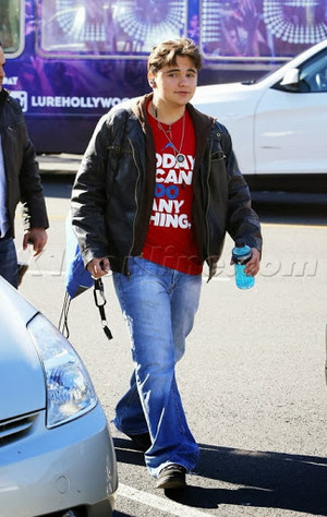 PHOTOS* (Nov. 27) Prince Jackson in Beverly Hills 2013 :)