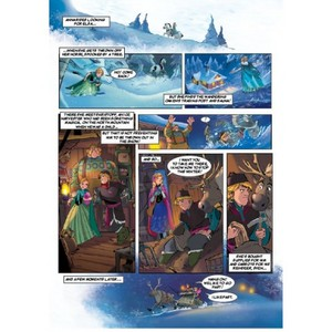 Disney La Reine des Neiges Graphic Novel