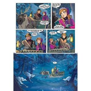 ディズニー アナと雪の女王 Graphic Novel