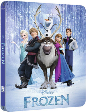 Frozen steelbook
