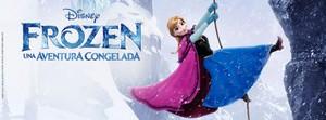 Frozen - Uma Aventura Congelante Banners