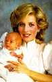 Diana And Baby Harry Back In 1984