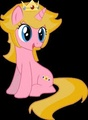 Pony princess - princess-peach photo