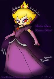 The evil Queen for the penyu