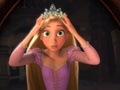Rapunzel and the tiara
