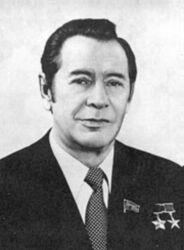 Pyotr Mironoviç Maşerov ( 1918 - 1980