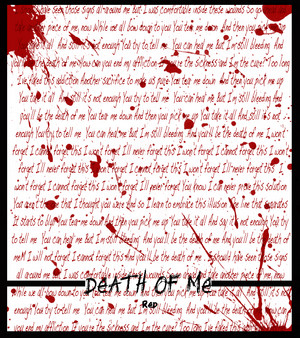 Death Of Me (Innocence
