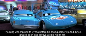 The King and Lynda (Cars)