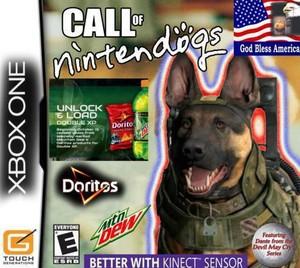 Call of nintendogs