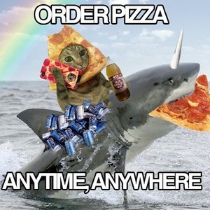 ORDER pizza, bánh pizza