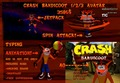 Crash Bandicoot  - random photo