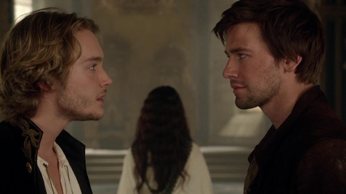 Reign [TV Show] Обои entitled Bash/Mary Screencaps