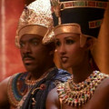 Eddie Murphy and Iman - remember-the-time photo