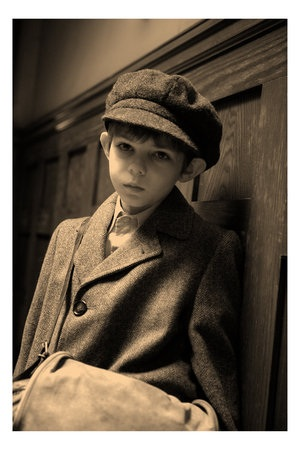Young Robbie Kay