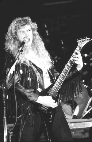Dave Mustaine ~Megadeth