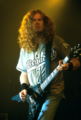 Dave Mustaine ~Megadeth - rock-and-metal photo