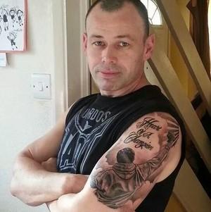 rocky balboa tattoo