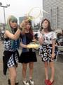 日本女の子バンドのスキャンダル SCANDAL girl band JAPAN