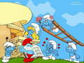 SMURFS  - the-smurfs fan art