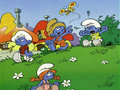 SMURFS2 - the-smurfs fan art