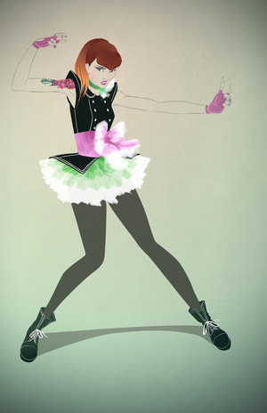 Sailor Senshis por ~AbrahamCruz