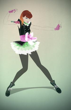Sailor Senshis Von ~AbrahamCruz