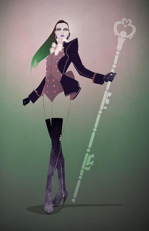 Sailor Senshis سے طرف کی ~AbrahamCruz