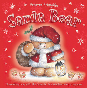 'Forever Friends' as Santa beer