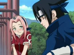 Sasuke Uchiha x Sakura Haruno
