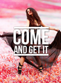 Selena-come and get it - selena-gomez-and-the-scene photo