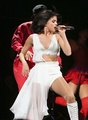 Selena performing at the KissFM Jingle Ball in Dallas (December 2) - selena-gomez photo