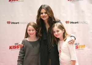 Selena arrives at 106.1 KISS FM's Jingle Ball in Seattle - December 8
