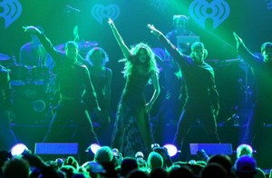Selena performs in 106.1 KISS FM's Jingle Ball in Seattle - December 8
