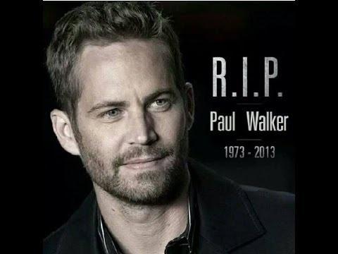 R.I.P Paul!